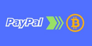 5 step process of buying Bitcoins with Paypal
