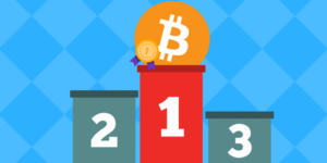 Let's take a look at Bitcoin's main competition
