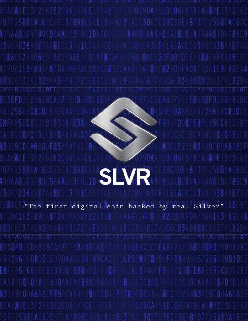 What is SLVR Coin