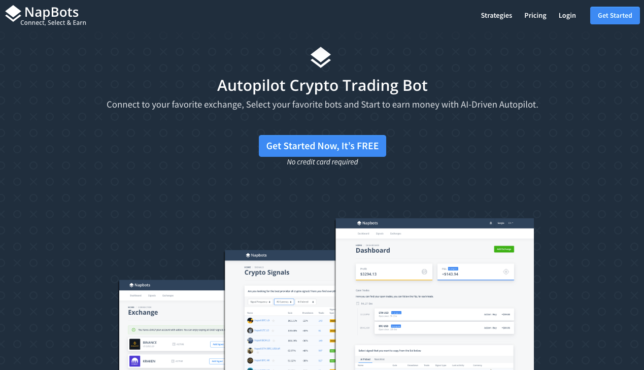 cryptocurrency cloud trading bots